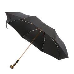 MISS RAIN/MISS RAIN 创意萌狗手柄 萌狗三折自开收雨伞图片