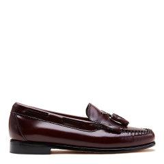 G.H.BASS/G.H.BASS 新款女士乐福鞋复古单鞋 112图片
