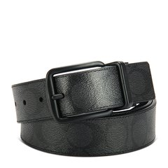 COACH/蔻驰 PVC 男士均码针扣皮带腰带配饰 64839图片