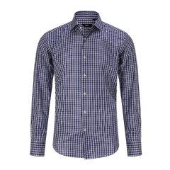 HUGOBOSS/雨果波士男士长袖衬衫-男士黑牌衬衫图片
