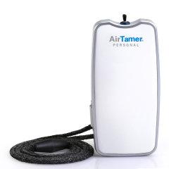 AirTamer 爱塔梅尔 随身个人便携式负离子空气净化器防雾霾A310 红白拼色图片