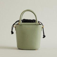 【加拿大人气包袋品牌】WANT Les Essentiels Munro意大利牛皮女士桶包小号图片