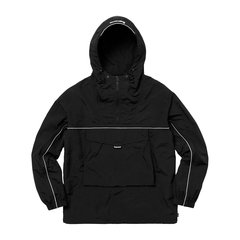 Supreme18SS Split Anorak 拼接 撞色拉链 口袋 冲锋衣 夹克图片