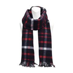 【17秋冬】 BURBERRY/博柏利 女士 其他织物 围巾 黑色 优雅 百搭 MF 尺寸:200*50cm图片