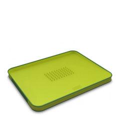 Joseph joseph/Joseph joseph 创意斜面切菜板 塑料砧板抗菌案板图片