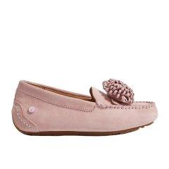 【19春夏】DK UGG/DK UGG  平跟鞋 DK626  春夏新款平底隐形高跟2cm单豆豆鞋3种配饰可更换图片