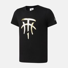 阿迪达斯adidas男服短袖T恤2019新款篮球麦迪休闲运动服 服装 DU6714 DU6715图片