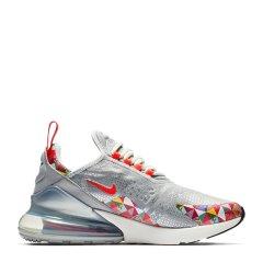 Nike Air Max 270 CNY 中国年百家衣大气垫 男女款运动休闲跑步鞋 BV6650-016 BV6654-059图片