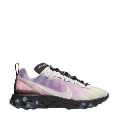 Nike 耐克 React Element 55 多配色合集 高桥盾简版 男女情侣款 复古休闲运动跑步鞋 BQ2728-001图片