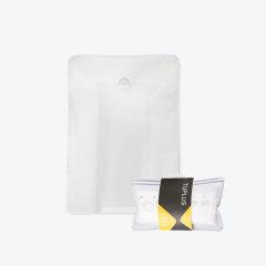 TUPLUS/途加 拉杆箱箱套防雨 TPU其它材质透明行李箱旅行箱保护套 中性款式图片