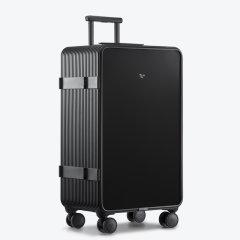 TUPLUS/途加 核系列 全铝镁合金行李箱 金属25寸大拉杆箱 星云绿色 适用人群:青少年,中年,女士,男士图片