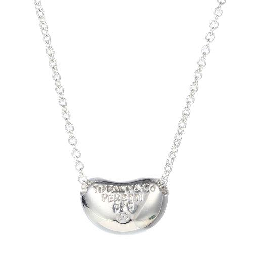 Tiffany Co. 蒂芙尼 925银小豆豆项链
