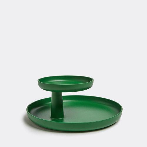 vitra/vitra 18年秋冬 Rotary系列 客厅创意 托盘 单件装 通用 【WallpaperSTORE*】 绿色 餐具 21507007