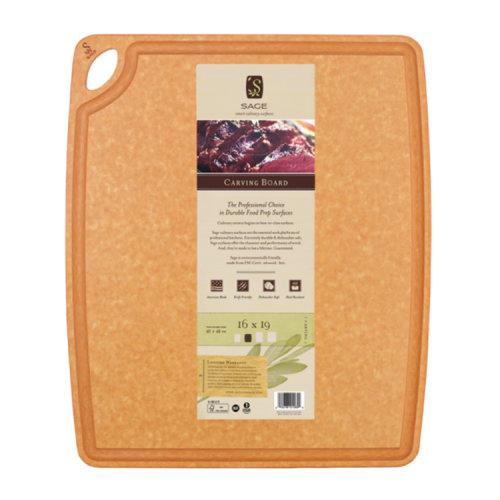 SAGE/SAGE 菜板砧板切菜板 案板 实木家用大号砧板 不易发霉 原装美国进口