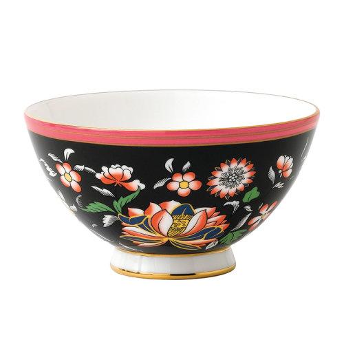 Wedgwood/玮致活 漫游美境11cm骨瓷礼品碗饭碗礼盒
