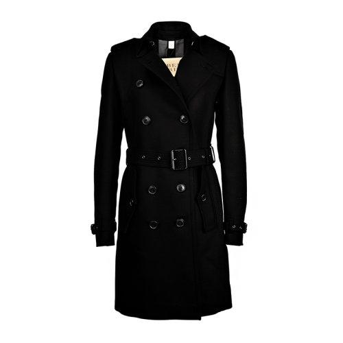 黑色太空棉外套搭配