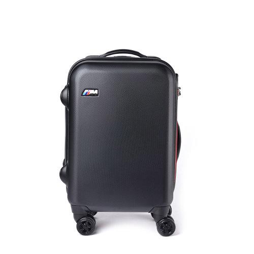 宝马bmw m系列登机箱 行李箱 带tsa锁数字锁 黑色