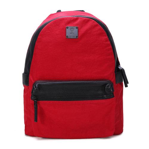 mcm/mcm/男士双肩包/100.00%尼龙/mmk4ave05re001-red图片