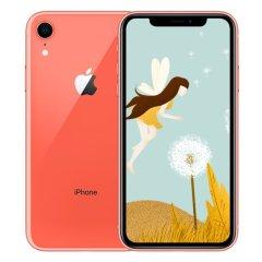 APPLE/苹果 iPhone XR 苹果手机 A12仿生处理器 面容ID 无线充电 全网通4G手机 双卡双待(A2108)【原封国行正品】图片