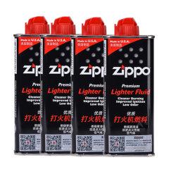 美国原装zippo打火机油套装煤油正品油火石棉芯配件图片