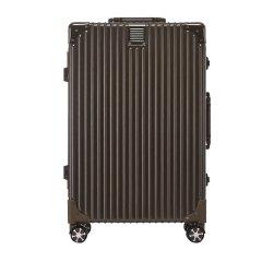 ELLE/ELLE条纹系列 铝框 PC/ABS 中性款式 拉杆箱行李箱ELDL1015(20/24/26/29寸)图片