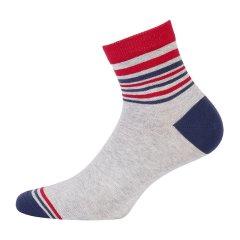 GATTA/GATTA Be Active欧洲进口男士条纹多色棉袜 休闲短袜男袜图片