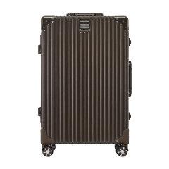 ELLE/ELLE 竖条纹  PC/ABS 中性款式 拉杆箱行李箱ERMDL1015图片