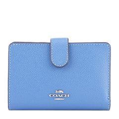 COACH/蔻驰   女士拼色PVC短款钱包钱夹F23553图片