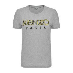 【精选】 19年春夏 KENZO 白色/黑色/灰色/粉色 女士短袖T恤 F952TS721 990图片