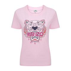 【精选】 19年春夏 KENZO 灰色 女士短袖T恤 F952TS721 4YB图片