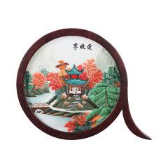 繁华漫境 湘绣造型双面绣装饰摆件 家居装饰 商务礼品图片