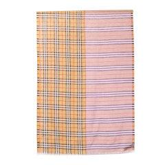 BURBERRY/博柏利女士丝绸羊毛格纹  围巾/披肩围巾 8006115图片