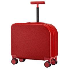 【直降到底】ALLOY+/越甲PC/ABS 时尚亮面旅行箱 中性款式行李箱 静音万向轮拉杆箱 20寸轻便登机箱图片