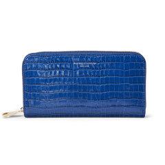 【19年秋冬新品】Aspinal of London 女士欧式小牛皮手拿包钱包卡包图片