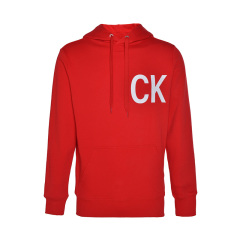新品Calvin Klein/卡尔文·克莱因时尚男士连帽男卫衣图片