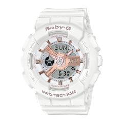 卡西欧(CASIO)女表 BABY-G少女时代潮流双显多功能电子防水运动手表图片