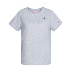 18秋冬 Champion/Champion 女士白色棉质T恤 110991 WHT图片