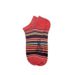 【19春夏】女士轻棉船袜 时尚条纹短袜子休闲运动浅口袜图片