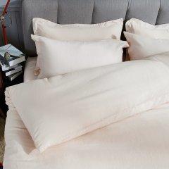 麻棉 床品四件套图片