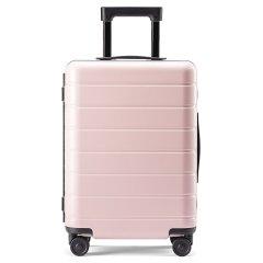 【奢品节可用券】90FUN/90分轻质框体箱大容量轻盈静音万向轮密码锁行李箱  中性款式 聚碳酸酯 20寸 拉杆箱图片