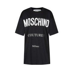 19春夏新品 MOSCHINO/莫斯奇诺 棉质女士短袖T恤 0709 0540图片