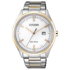 Citizen/西铁城 男士 手表 光动能商务休闲手表 简约男表 腕表 BM7350-86L BM7350-86A BM7350-86E BM7354-85A图片