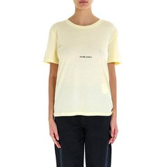 SAINT LAURENT PARIS/SAINT LAURENT PARIS 19年春夏 ysl  女性 ysl 时尚 女士短袖T恤 548037 YBDV2 6469图片