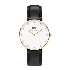 Daniel Wellington/丹尼尔惠灵顿DW女士手表时尚皮带女表石英表34mm图片