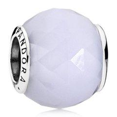 PANDORA/潘多拉 女士925银琉璃几何之韵串饰串珠图片