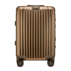 【奢品节可用券】secoo ming/寺库名物【定制】你专属的行李箱 20寸登机箱 铝镁合金旅行箱 6色可选 中性款式图片