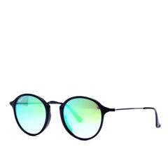 Ray-Ban/雷朋 太阳镜 RB2447F  男女款镜面渐变色板材圆框时尚墨镜图片