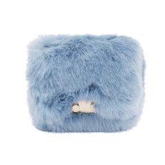 【19春夏新款】FURLA/芙拉小号其它材质人造毛材质女士钥匙包图片