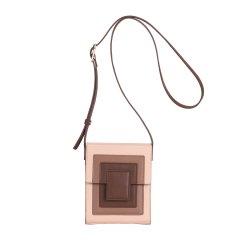 【DesignerBags】BENbySONG/BENbySONG女士小方包原创相机包2019ss新款牛皮斜挎包图片