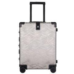 LIEMOCH/利马赫 20寸登机箱其它材质金属不锈钢旅行箱 蓝牙防盗拉杆箱男女士行李箱万向轮 其他材质中性款式图片